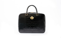 tardini-production-trading-luxury-man-accessories-american-alligator-bag-contemporary-royal-tiger-collection